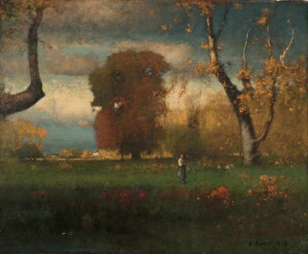 Landscape - George Inness