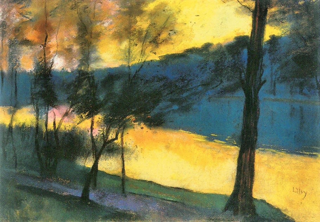 Landscape - Lesser Ury