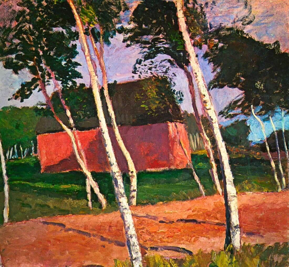 Landscape - Modersohn-Becker