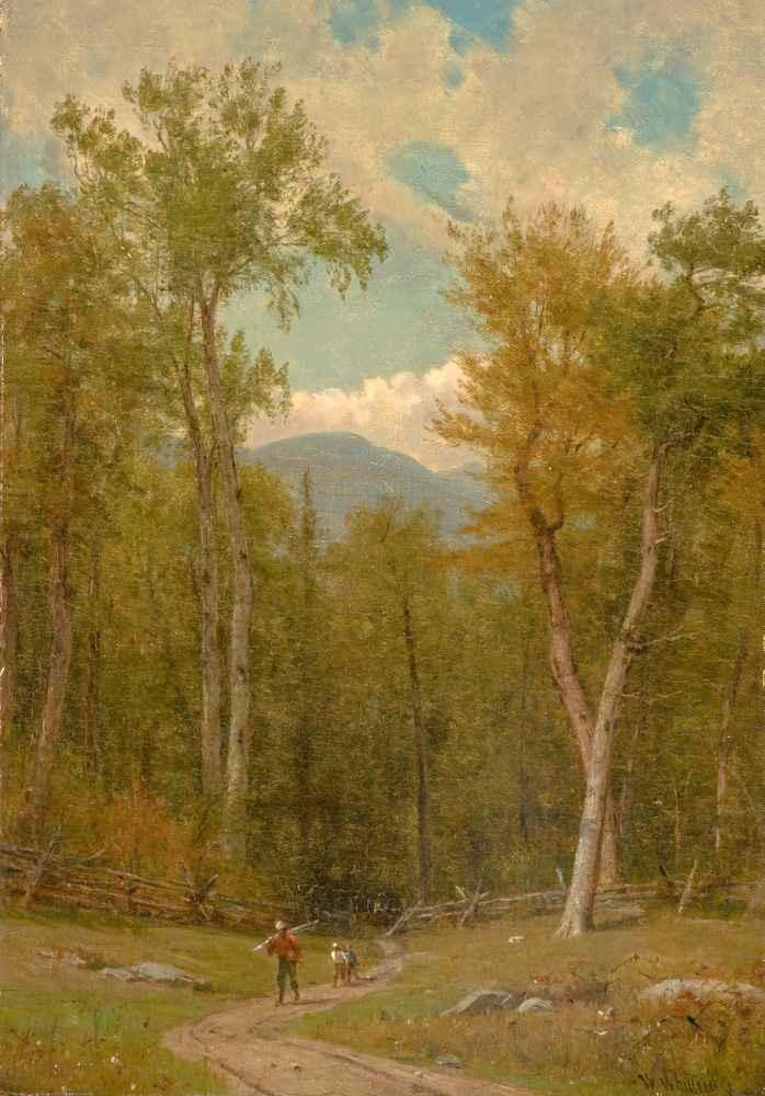 Landscape - Worthington Whittredge
