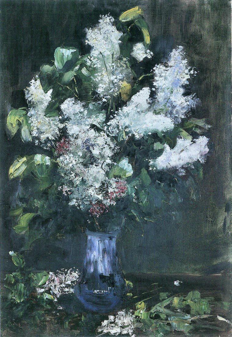 Lilacs - Lesser Ury