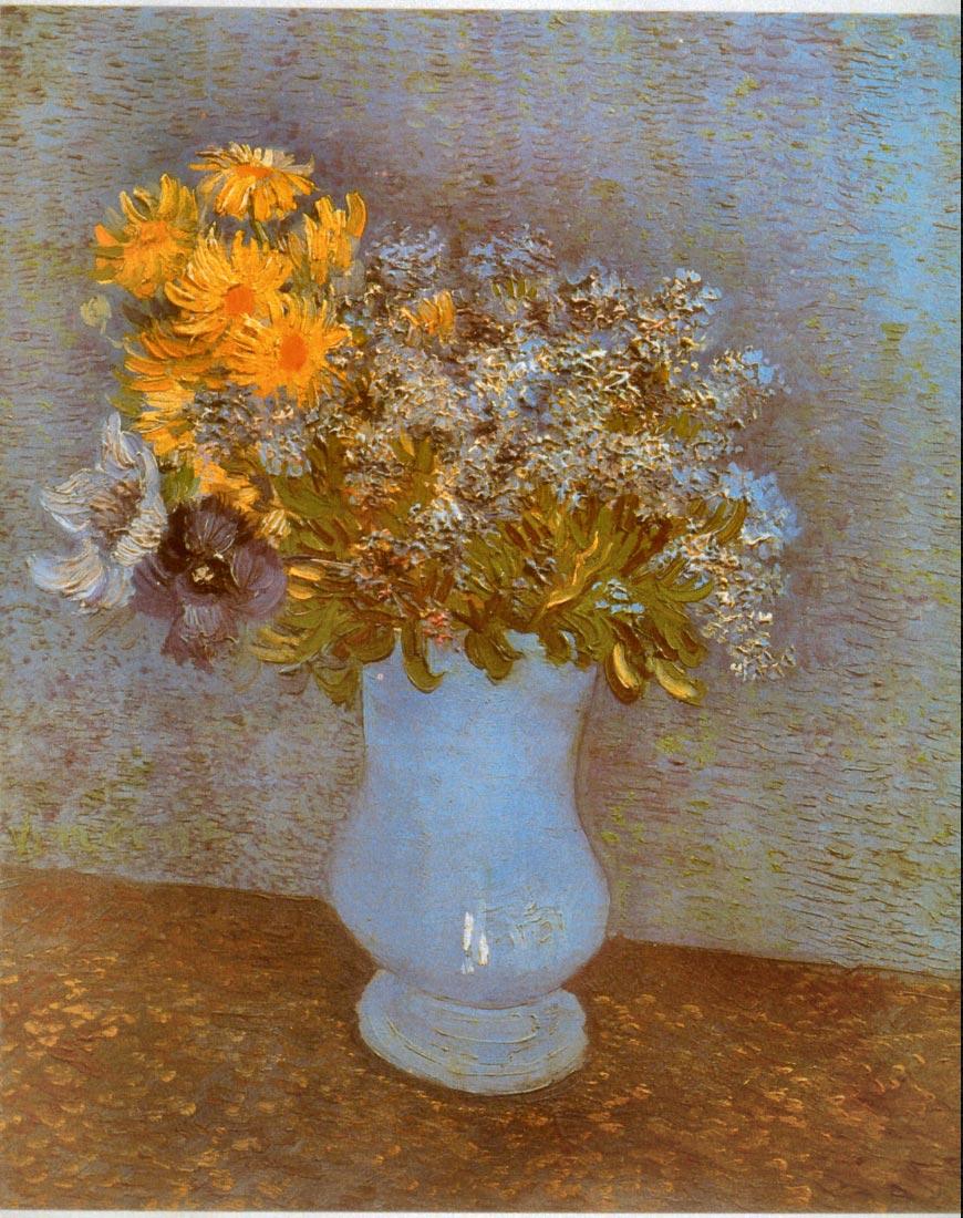 Lilacs - Van Gogh