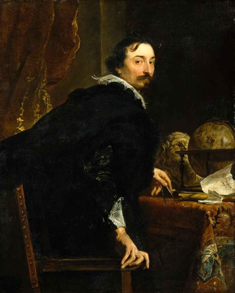Lucas van Uffel (died 1637) - Antoon van Dyck