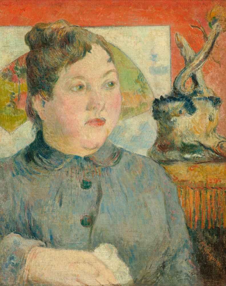 Madame Alexandre Kohler - Paul Gauguin