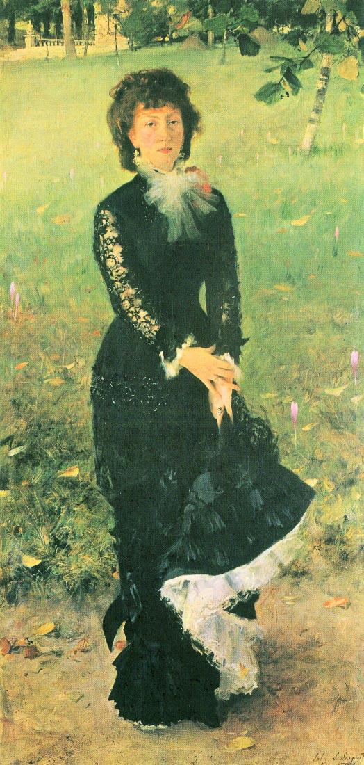 Madame Edouard Pailleron - John Singer Sargent