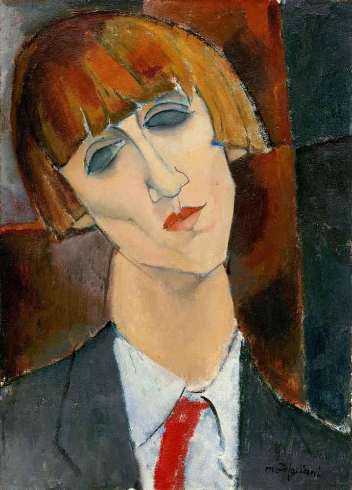 Madame Kisling - Amedeo Modigliani