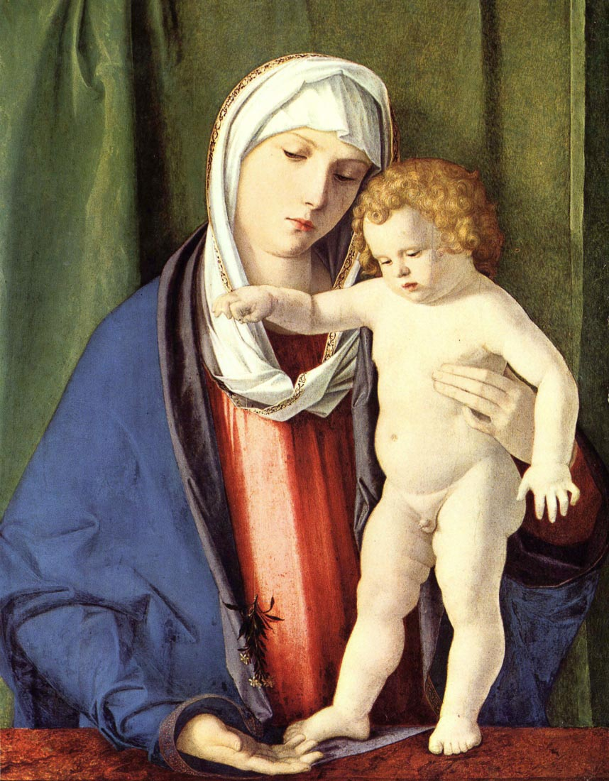 Madonna - Bellini