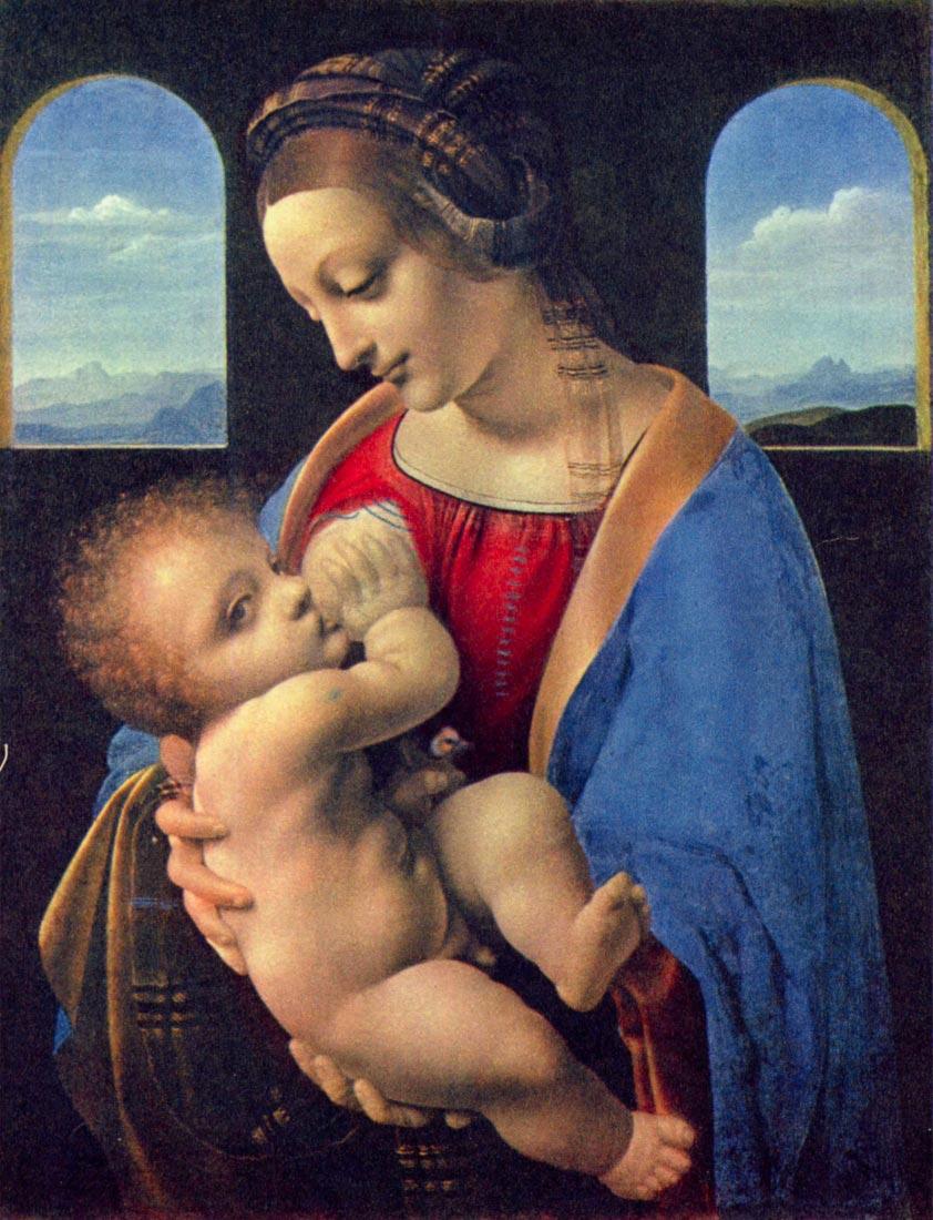 Madonna - Da Vinci