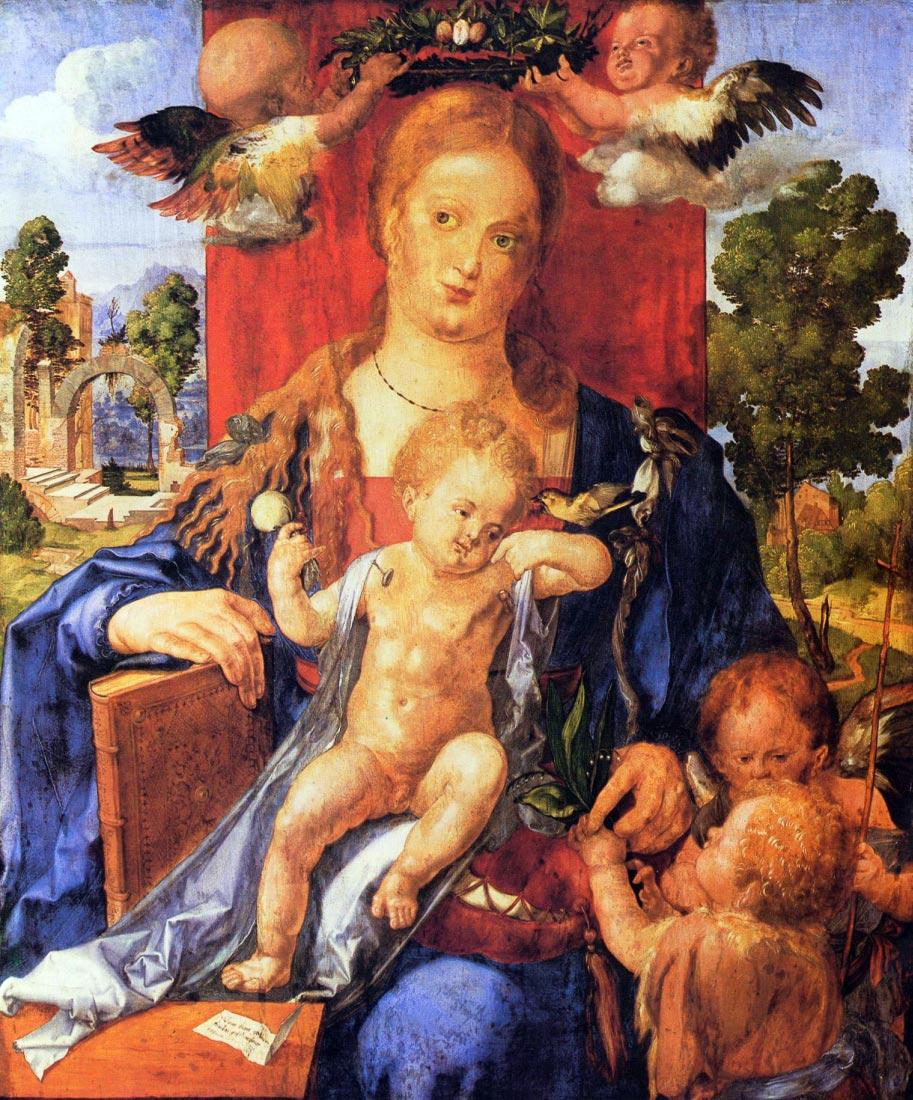 Madonna - Durer