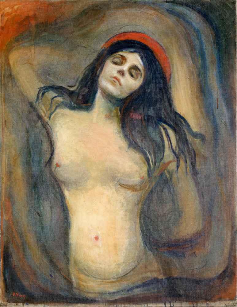 Madonna - Edward Munch
