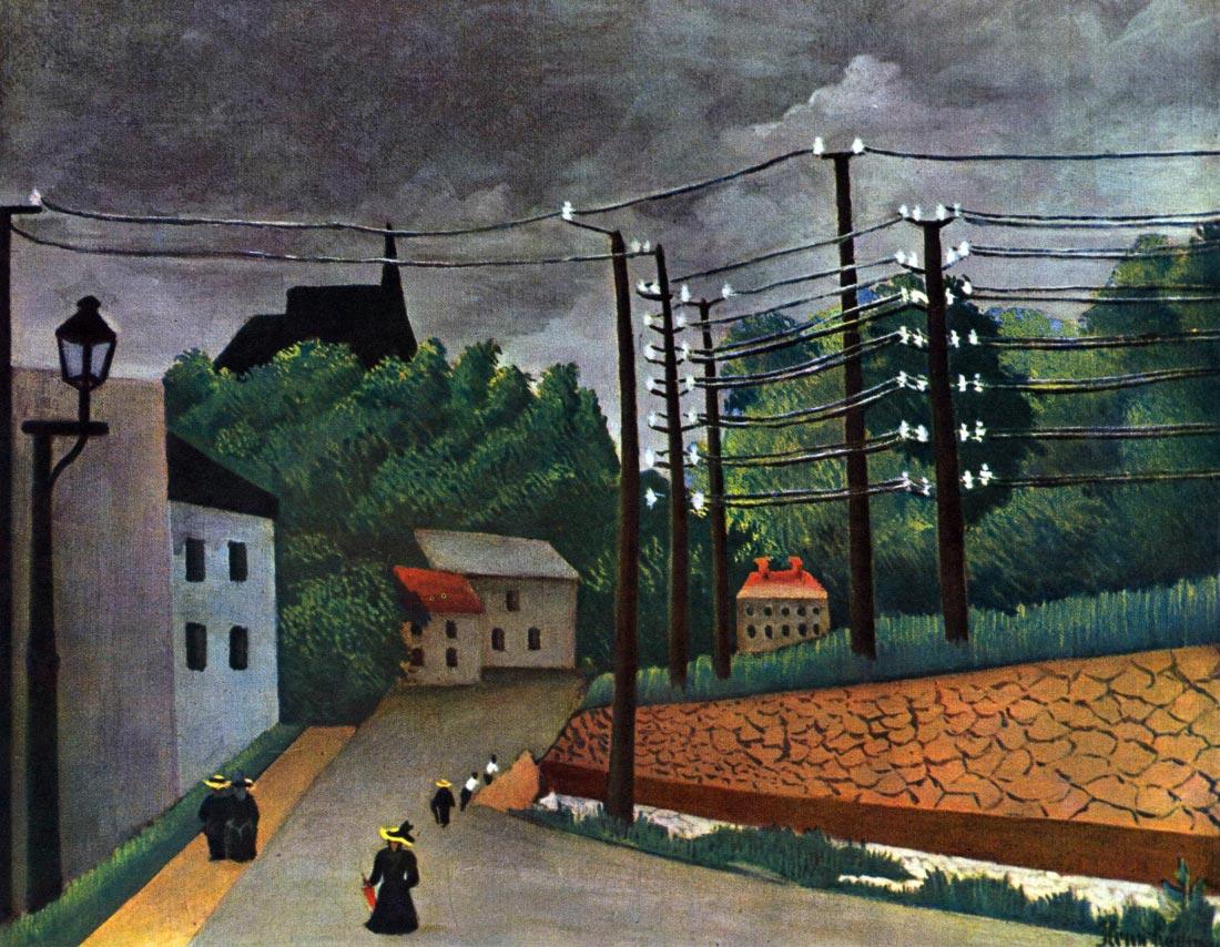 Malakoff - Henri Rousseau