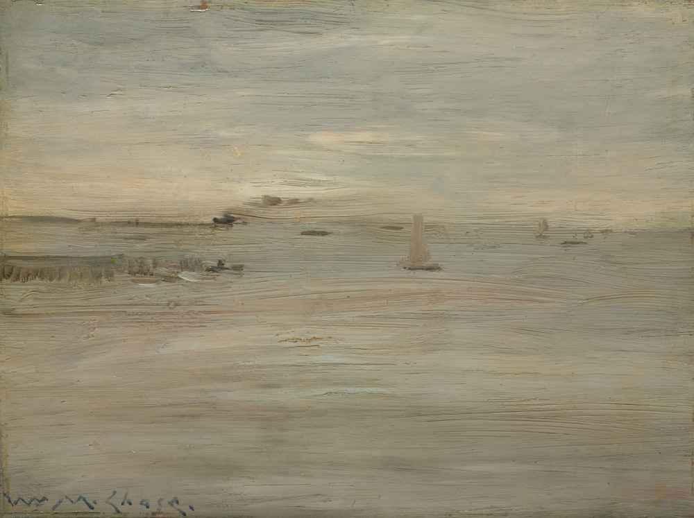 Marine - William Merritt Chase