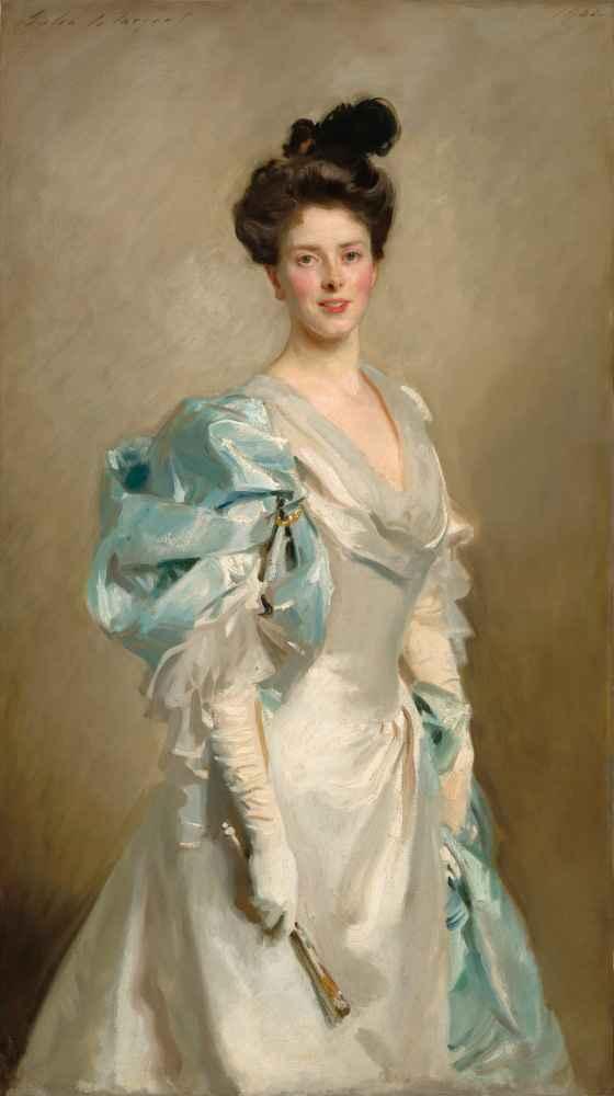 Mary Crowninshield Endicott Chamberlain (Mrs. Joseph Chamberlain) - Jo