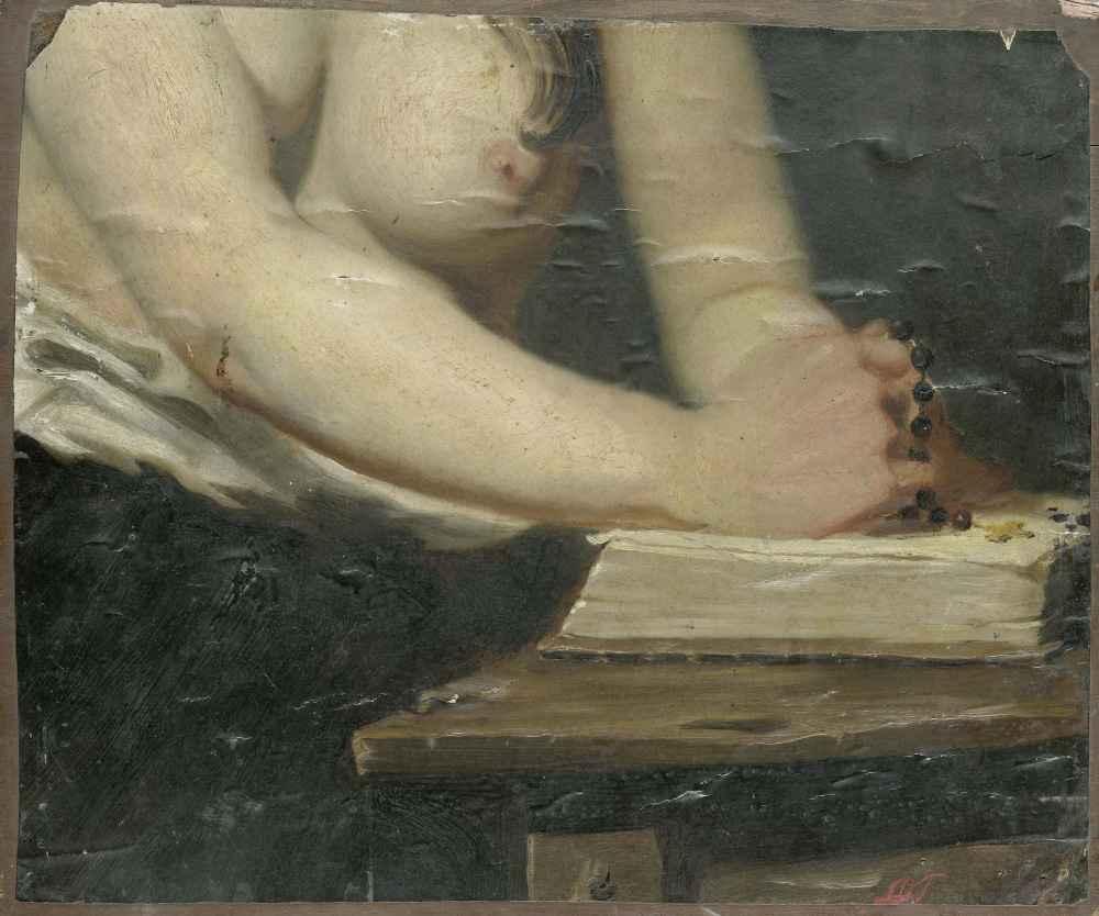 Mary Magdalene 2 - Lawrence Alma-Tadema