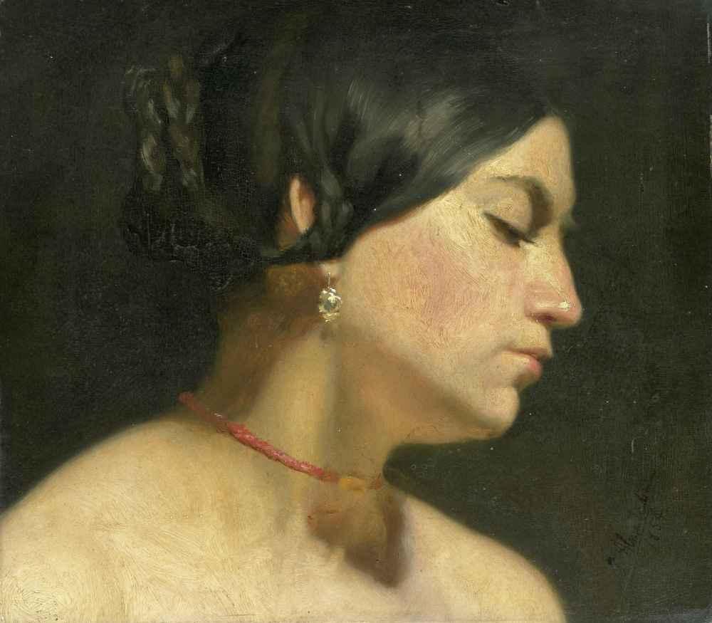 Mary Magdalene - Lawrence Alma-Tadema