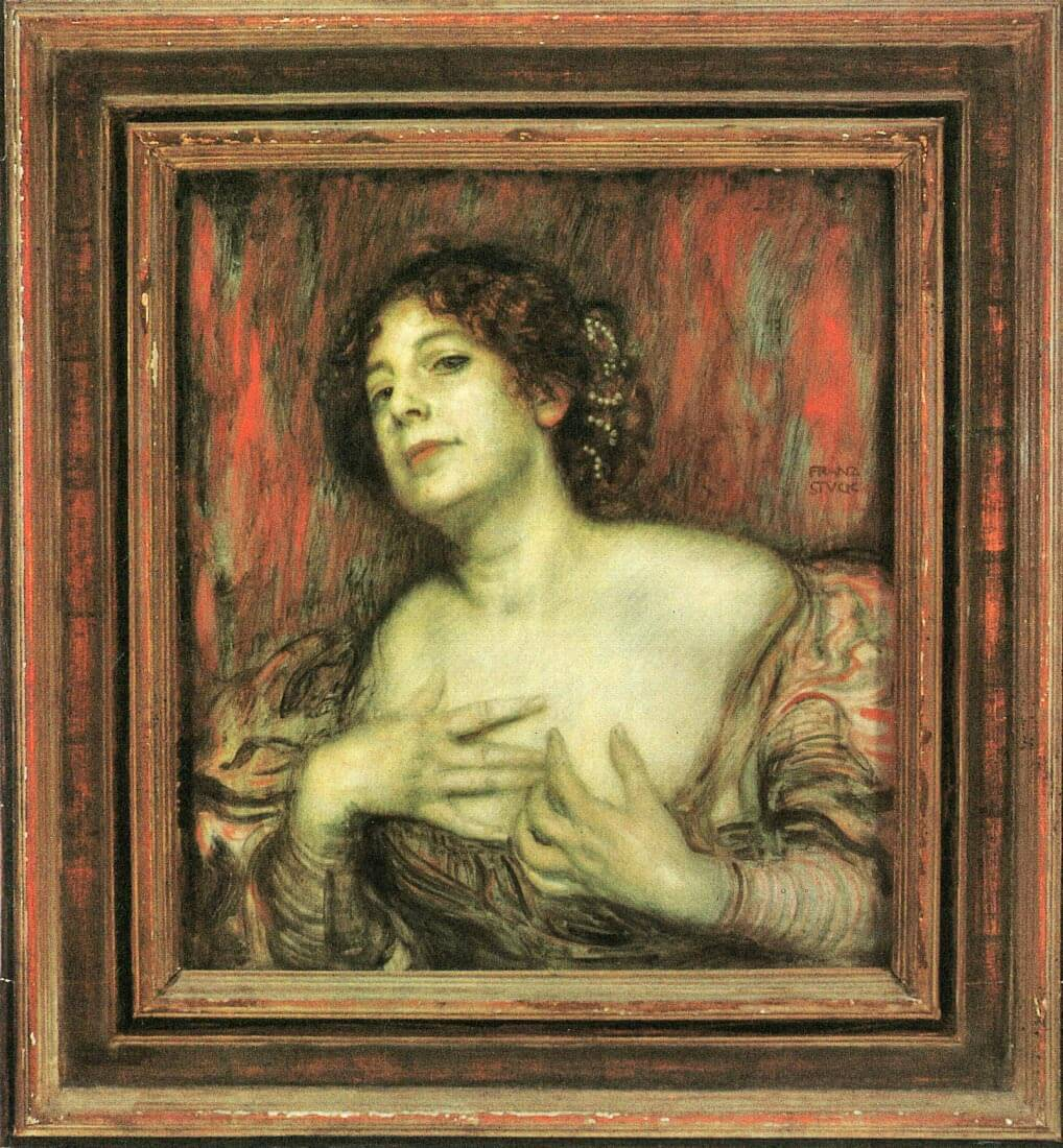 Mary Stuck - Franz von Stuck