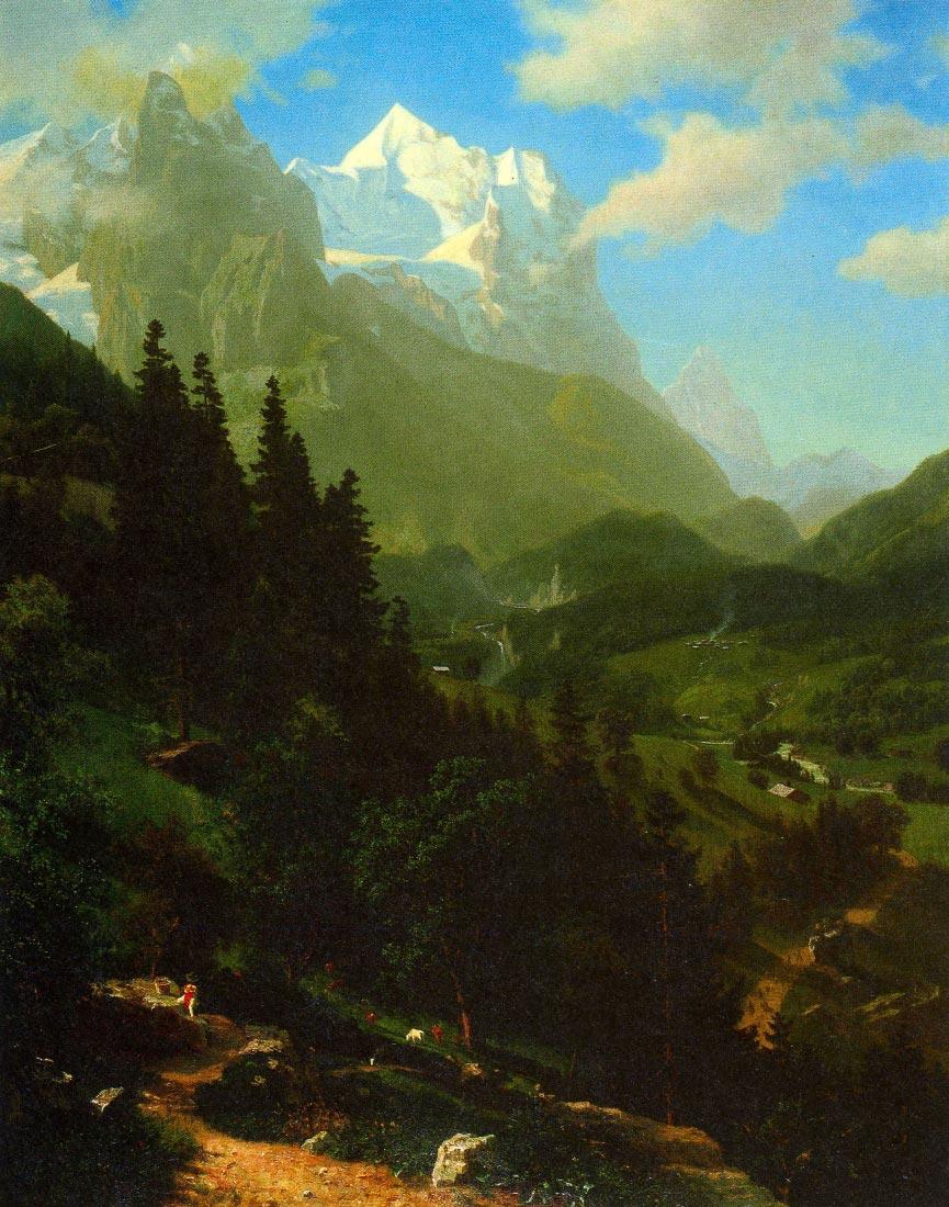 Matterhorn - Bierstadt
