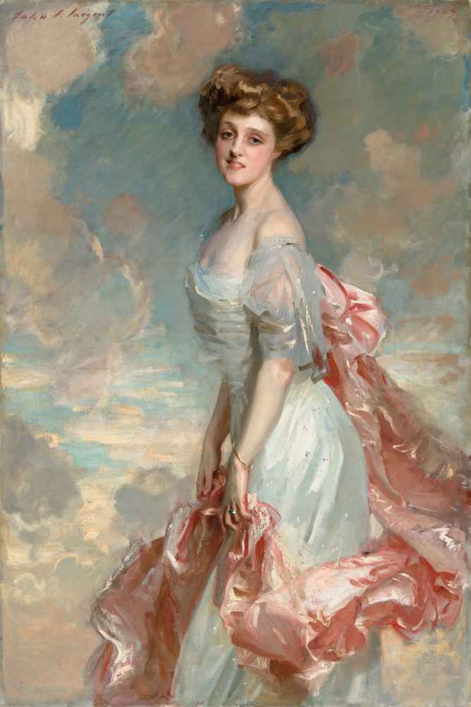 Miss Mathilde Townsend - John Singer Sargent