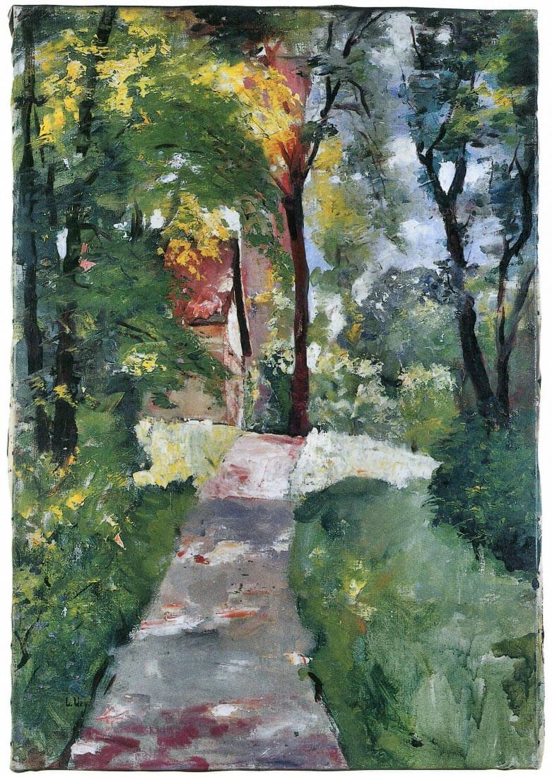Morning sun - Lesser Ury