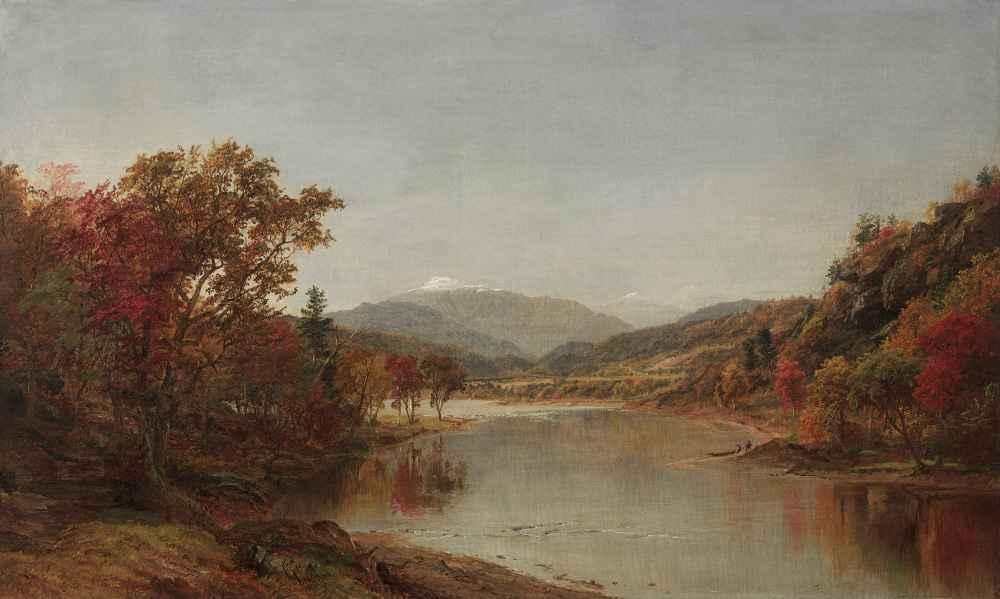 Mount Washington, New Hampshire - Jasper Francis Cropsey