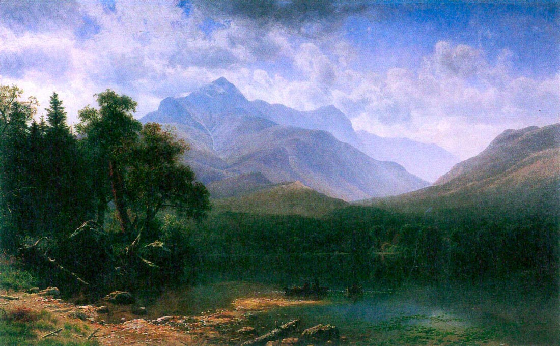 Mt. Washington - Bierstadt