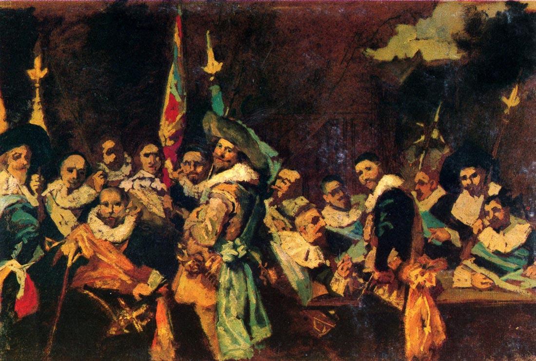 Musical society - Cassatt
