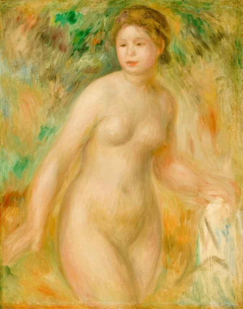 Nude - Auguste Renoir