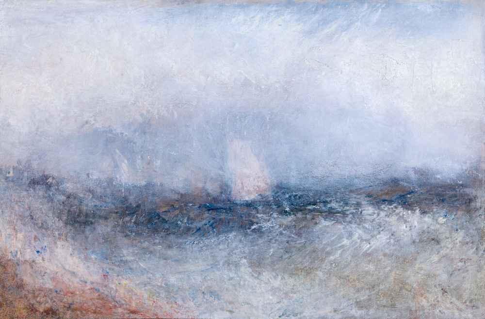 Off the Nore - Joseph Mallord William Turner