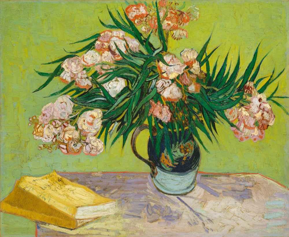 Oleanders - Vincent van Gogh