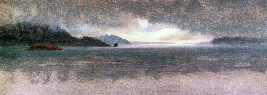 Pacific Northwest - Bierstadt
