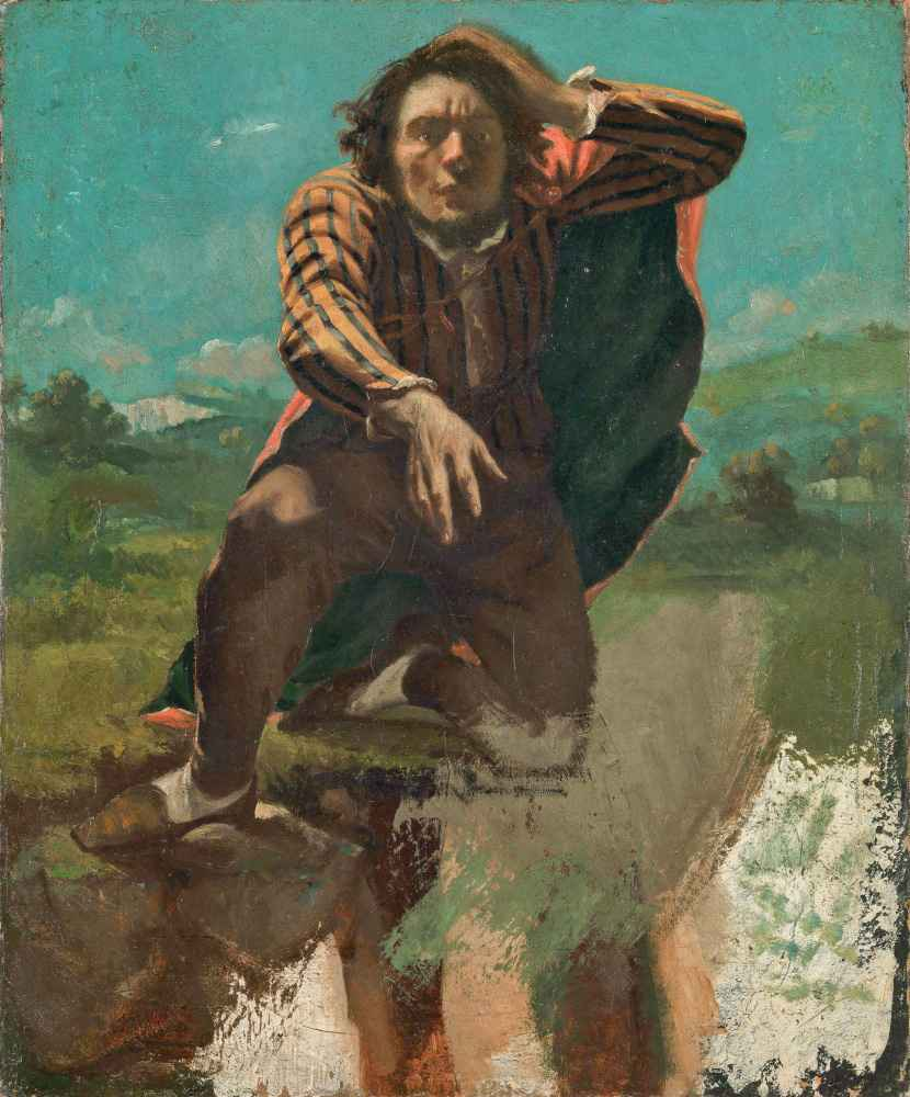 Painting - Gustave Courbet