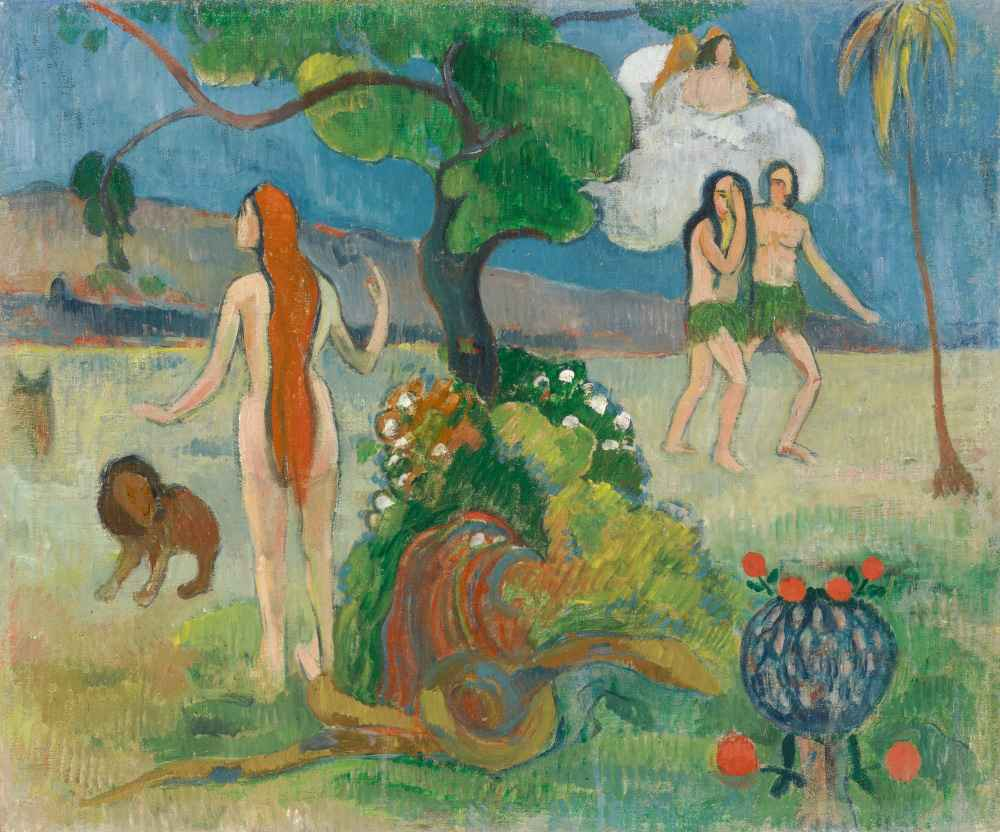 Paradise Lost - Paul Gauguin