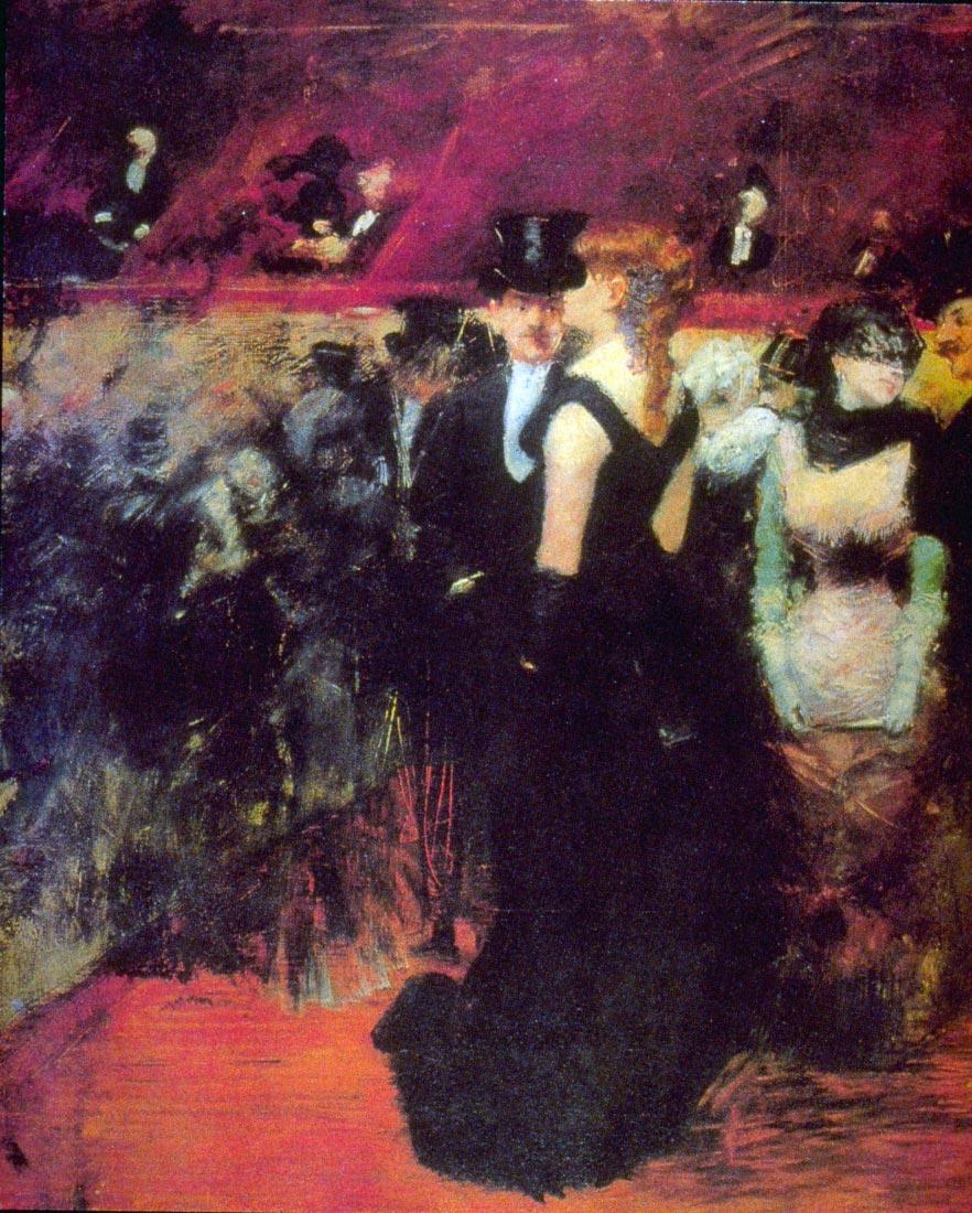 Paris Opera - Forain