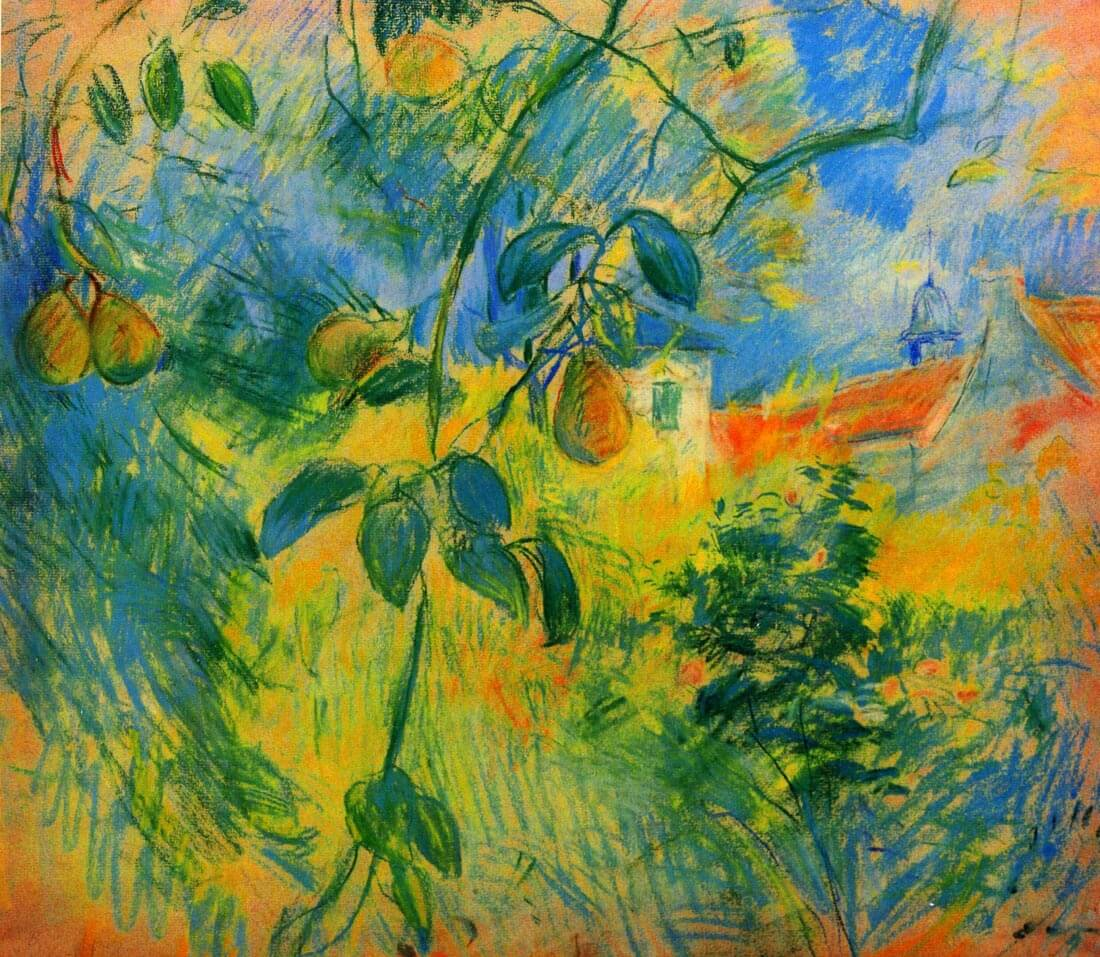 Pears - Morisot