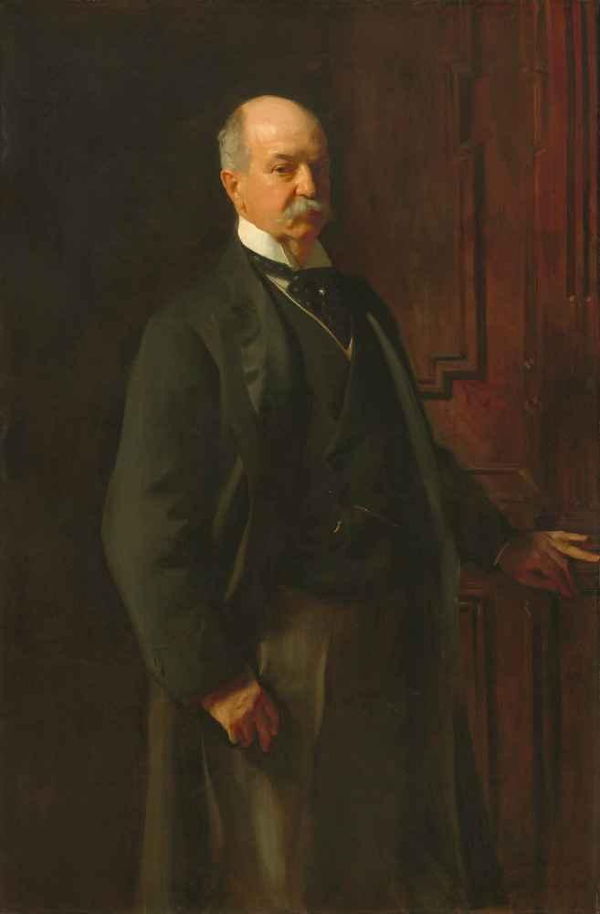 Peter A. B. Widener - John Singer Sargent