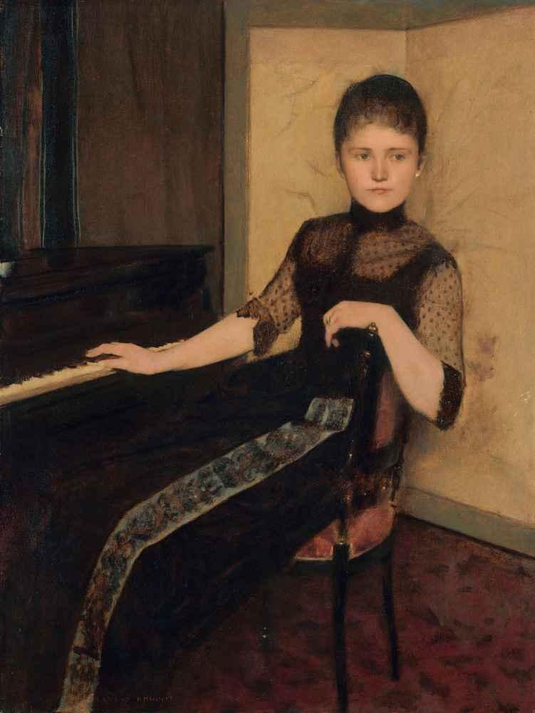 Portrait of Jonkvrouwe Maria Francisca Louisa Dommer van Poldersveldt