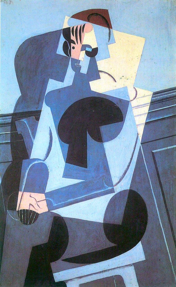 Portrait of Madame Josette Gris - Juan Gris