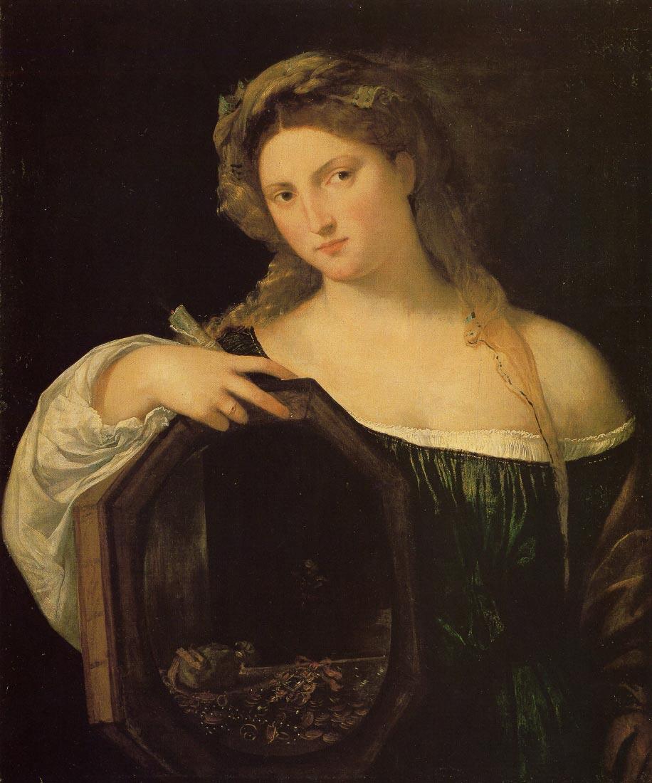 Profane Love Vanity - Titian