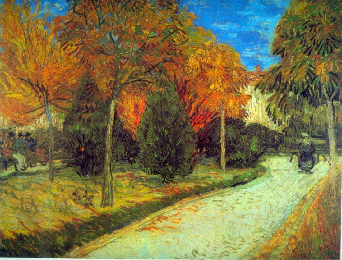 Public Park - Van Gogh