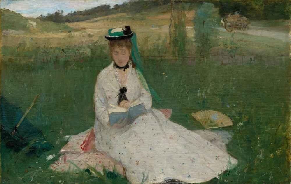 Reading - Berthe Morisot