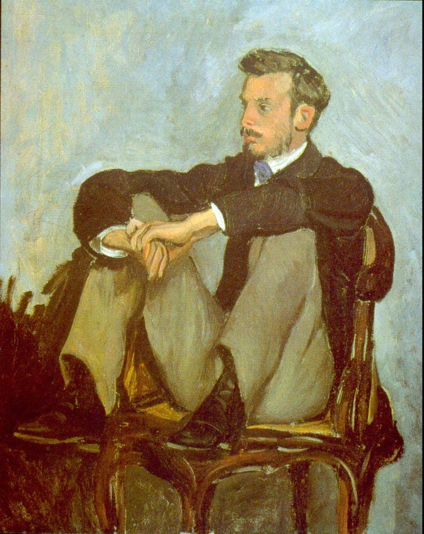 Renoir - Bazille
