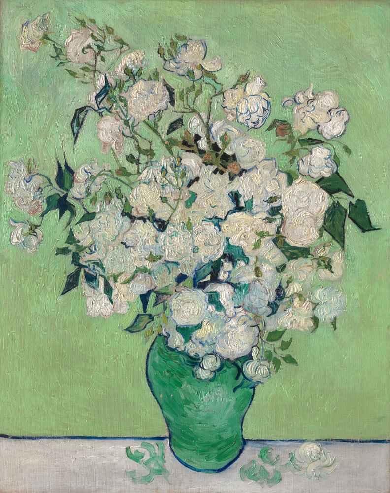 Roses 2 - Vincent van Gogh