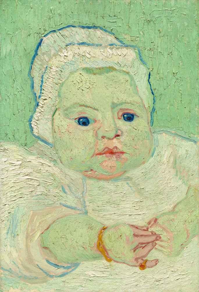 Roulins Baby - Vincent van Gogh