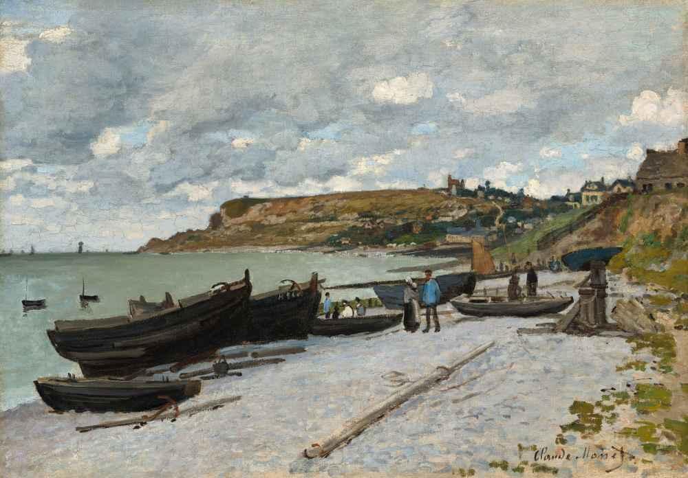 Sainte-Adresse - Claude Monet