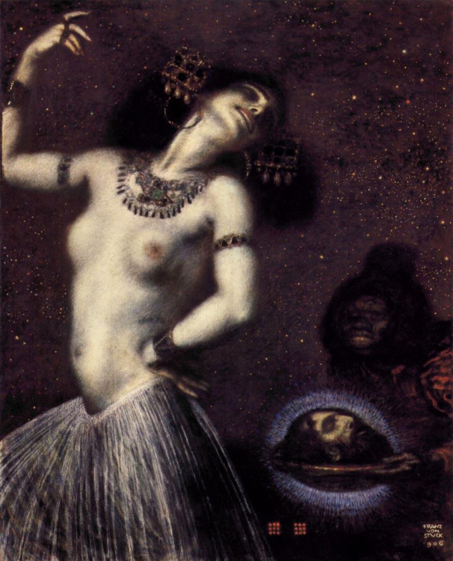 Salome - Franz von Stuck