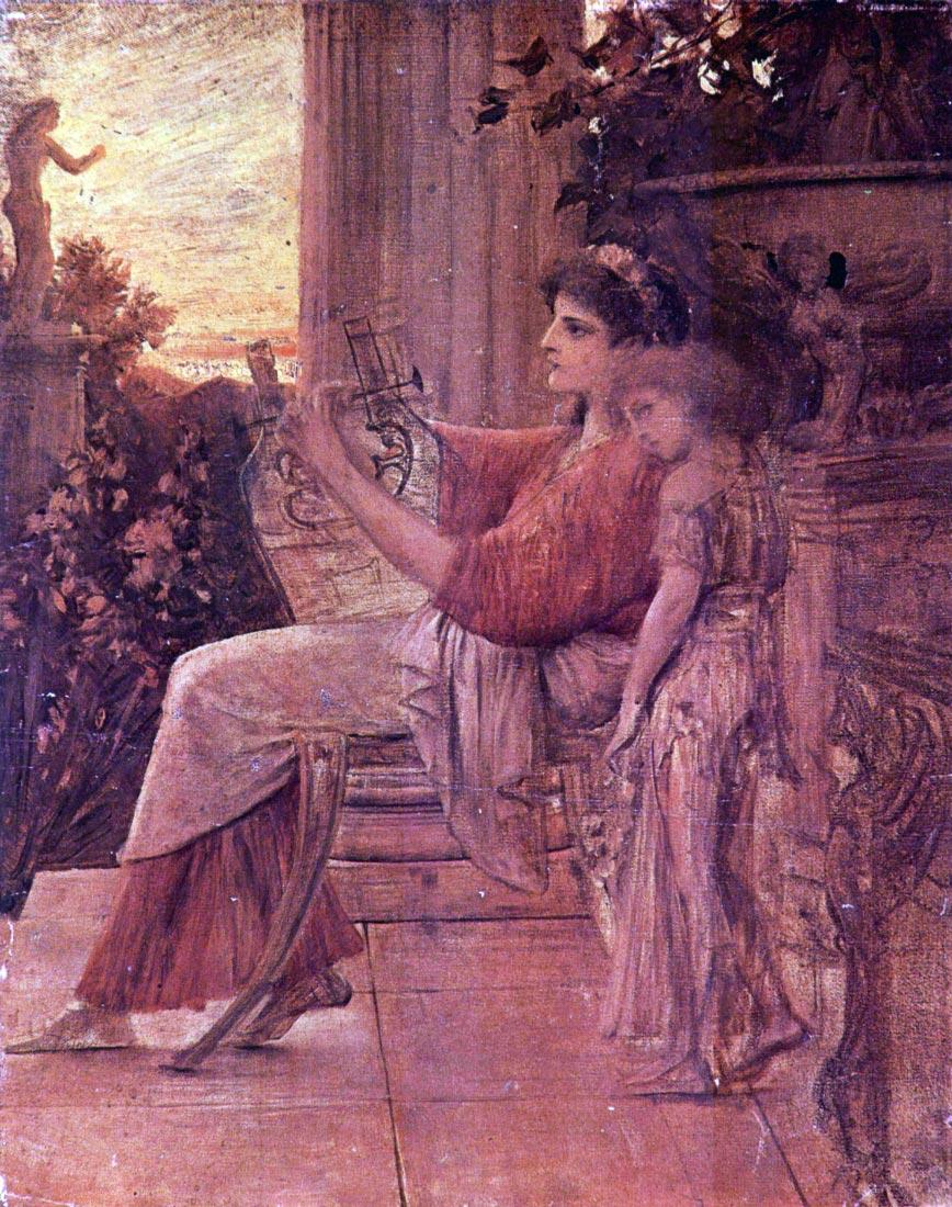 Sapho - Klimt