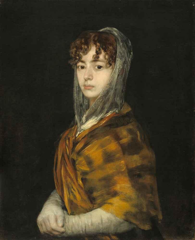 Señora Sabasa Garcia - Francisco Goya