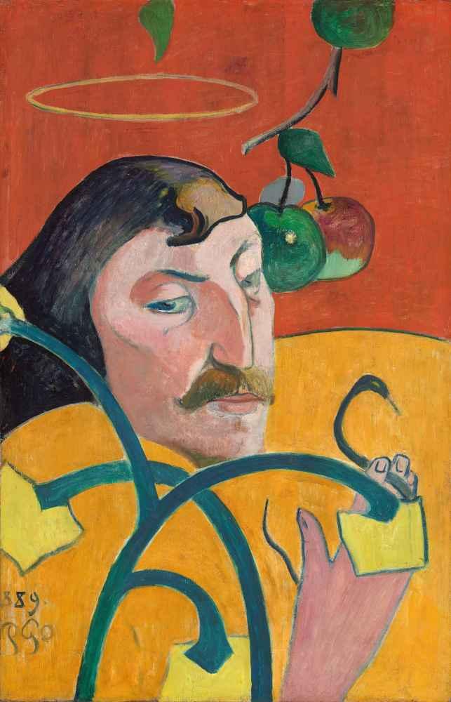 Self-Portrait 3 - Paul Gauguin
