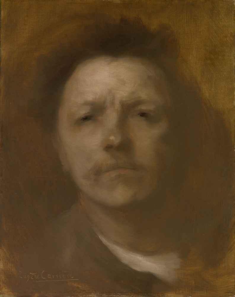 Self-Portrait - Eugene Carriere