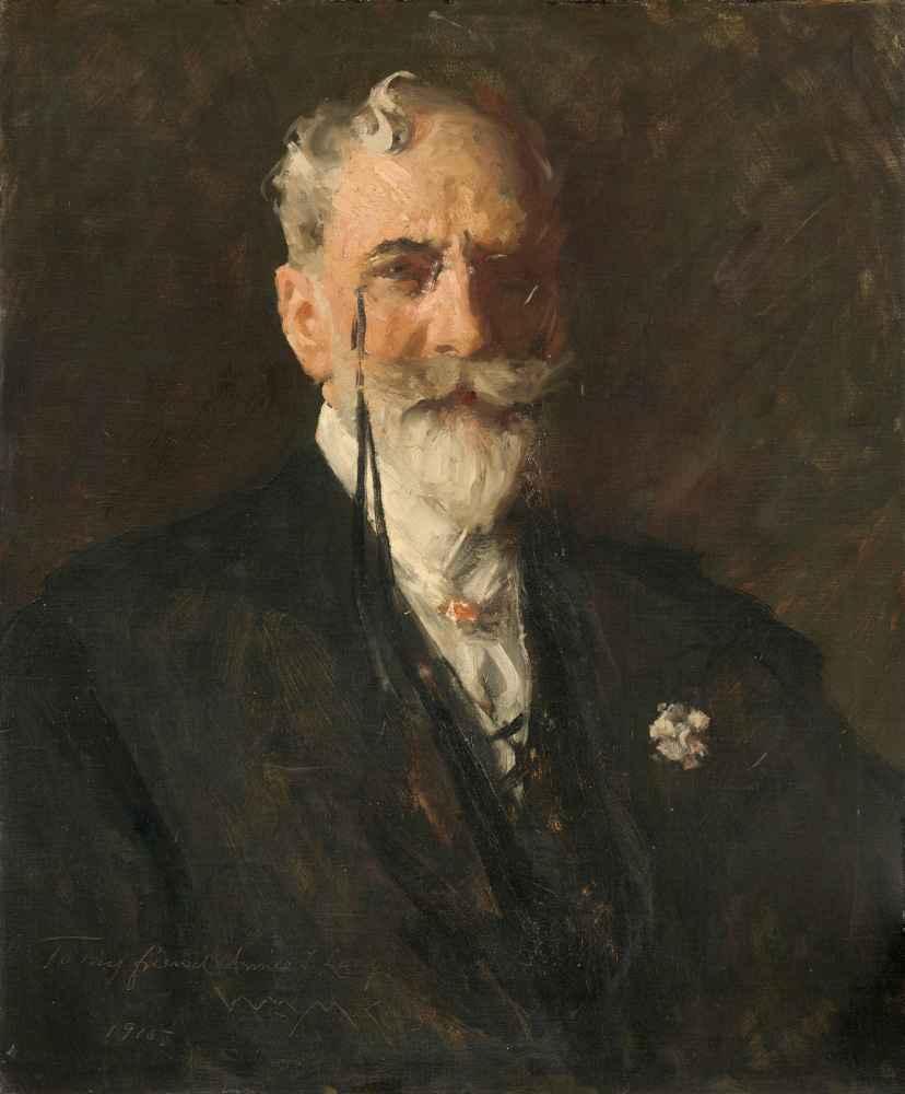 Self-Portrait - William Merritt Chase